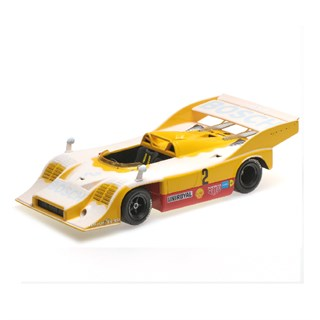 Minichamps Porsche 917/10 - 1973 Farewell In The Snow Nurburgring - #2 1:18