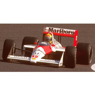 Minichamps McLaren MP4/4 - 1st 1988 Japanese Grand Prix - #12 A. Senna 1:18