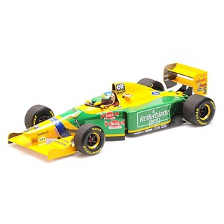 Minichamps Benetton B193 - 1993 Canadian Grand Prix - #5  M. Schumacher 1:18