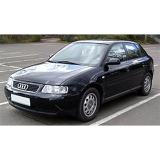 Maxichamps Audi A3 5-Door Saloon 1998 - Black 1:43