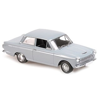 Maxichamps Ford Cortina Mk.I 1961 - Grey 1:43