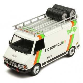 IXO Fiat 242 1985 - Totip Jolly Club 1:43