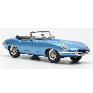 SMTS Jaguar E-Type Zero - Prince Harry - Royal Collection 1:43