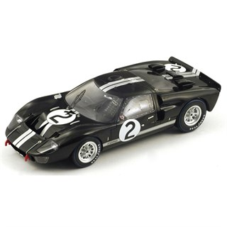 Spark Ford GT40 Mk.II - 1st 1966 Le Mans 24 Hours - #2 1:18