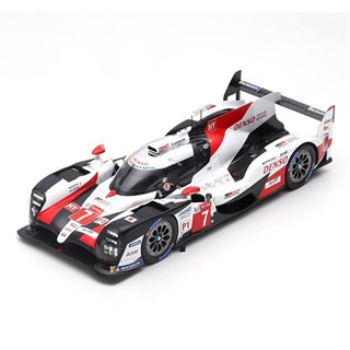 Spark Toyota TS050 - 2019 Le Mans 24 Hours - #7 1:18