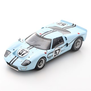 Spark Ford GT40 Mk.2B - 1967 Le Mans 24 Hours - #57 1:18