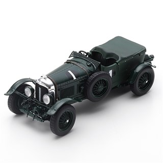 Spark Bentley Speed Six - 1st 1929 Le Mans 24 Hours - #1 1:43