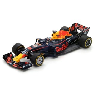 Spark Red Bull RB13 - 2017 Spanish Grand Prix - D. Ricciardo #3 1:43