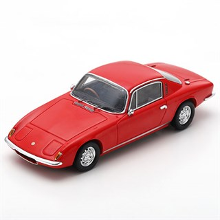 Spark Lotus Elan Plus 2 1967 - Red 1:43