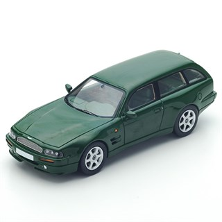 Spark Aston Martin V8 Sportsman Estate 1996 - Dark Green 1:43