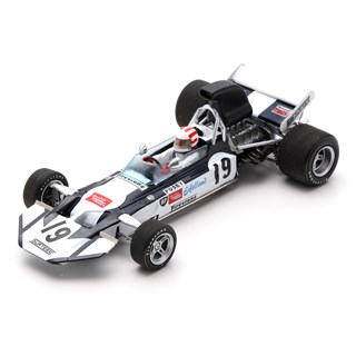 Spark Surtees TS9 - 1971 American Grand Prix - #19 S. Posey 1:43
