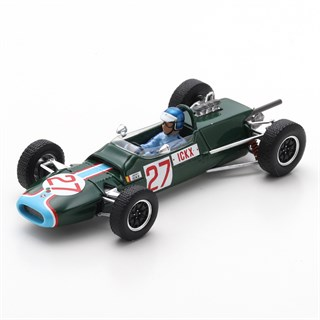 Spark Matra MS5 - 1966 German F2 Grand Prix - #27 J. Ickx 1:43