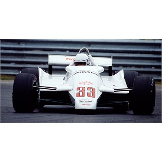 Spark Theodore TY02 - 1982 British Grand Prix - #33 G. Lees 1:43