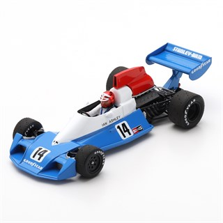 Spark BRM P201B - 1976 Brazilian Grand Prix - #14 I. Ashley 1:43