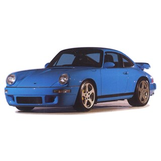 Spark RUF Ultimate 2016 - Blue 1:43