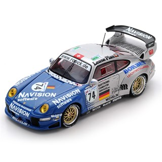 porsche 911 gt2 1997 le mans 24 hours 74 1 43. Black Bedroom Furniture Sets. Home Design Ideas