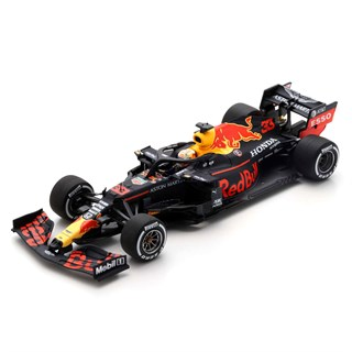 Spark Red Bull RB16 - 2020 Barcelona Test - #33 M. Verstappen 1:43