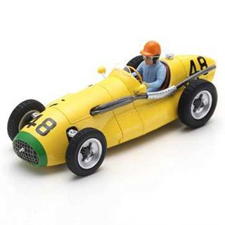 Spark Connaught A-Type - 1953 French Grand Prix - #48 J. Claes 1:43