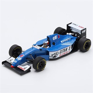 Spark Ligier JS39B - 1994 Estoril Test - M. Schumacher 1:43