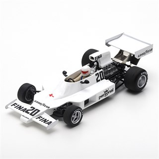 Spark Williams FW - 1975 Brazilian Grand Prix - #20 A. Merzario 1:43