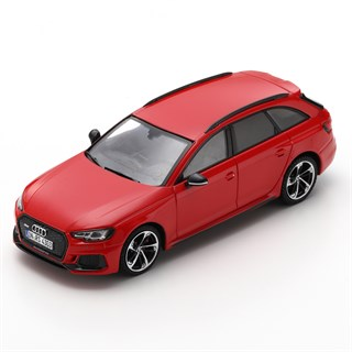 Spark Audi RS 4 2018 - Misano Red 1:43