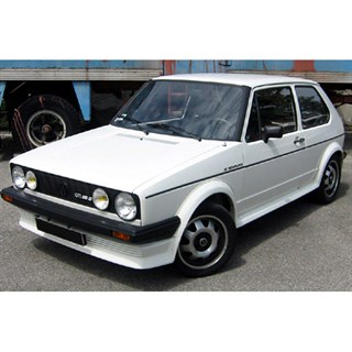 Volkswagen Golf GTI 16S Oettinger 1981 - White 1:43