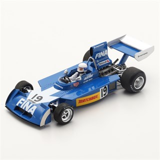 Spark Surtees TS16 - 1974 Brazilian Grand Prix - #19 J. Mass 1:43