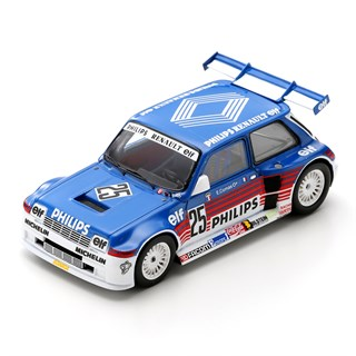 Spark Renault R5 Turbo - 1986 French Production Car Championship - #25 J. Ragnotti 1:43