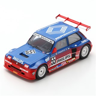 Spark Renault 5 Turbo - 1987 Superproduction - #55 J. Ragnotti 1:43