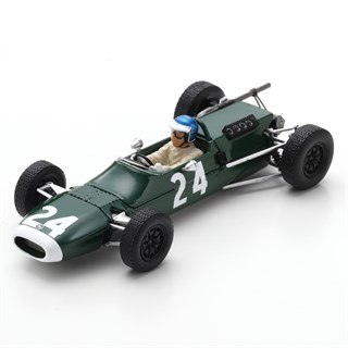 Spark Matra MS5 - 1966 Pau F2 Grand Prix - #24 J. Ickx 1:43
