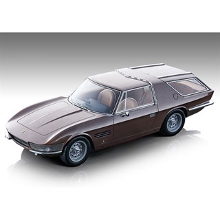 Tecnomodel Ferrari 330 GT 2+2 Shooting Brake 1967 - Metallic Bronze 1:18