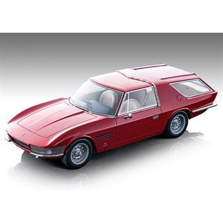 Tecnomodel Ferrari 330 GT 2+2 Shooting Brake 1967 - Gloss Red 1:18