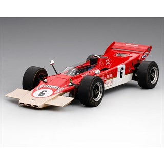 TrueScale Miniatures Lotus 56B - 1971 Race Of Champions - #6 E. Fittipaldi 1:18