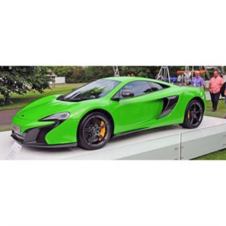 TrueScale Miniatures McLaren 650S - 2014 Goodwood Festival Of Speed - 1:18