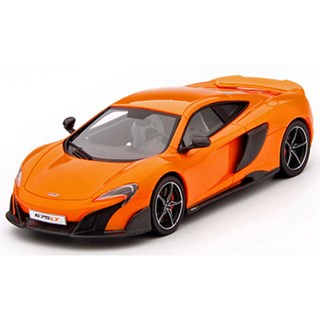 TrueScale Miniatures McLaren 675LT - Orange 1:43