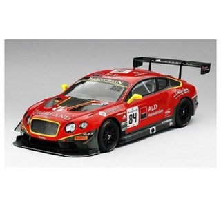 TrueScale Miniatures Bentley GT3 - 2015 Spa 24 Hours - #84 1:18