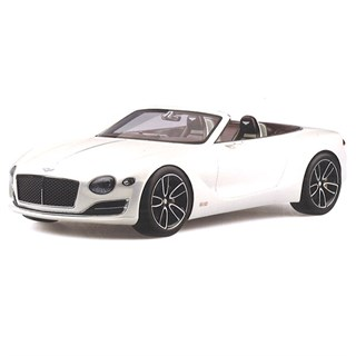 TopSpeed Bentley EXP Speed 6e - White 1:18