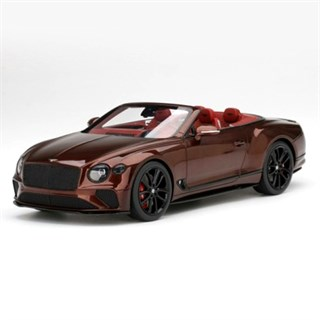TopSpeed Bentley Continental GT Convertible - Cricket Ball Bronze 1:18