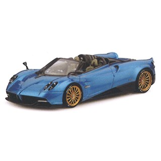 TrueScale Miniatures Pagani Huayra - France Blue 1:43