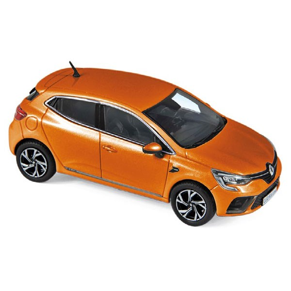 IXO Premium-X Renault Clio RS Line Bleu 2019 1//43