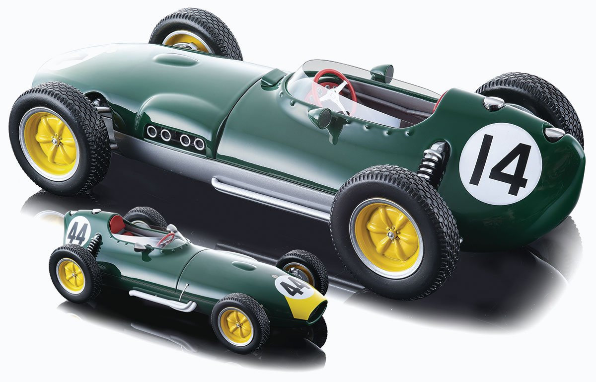 1959 Lotus 16 model from Tecnomodel