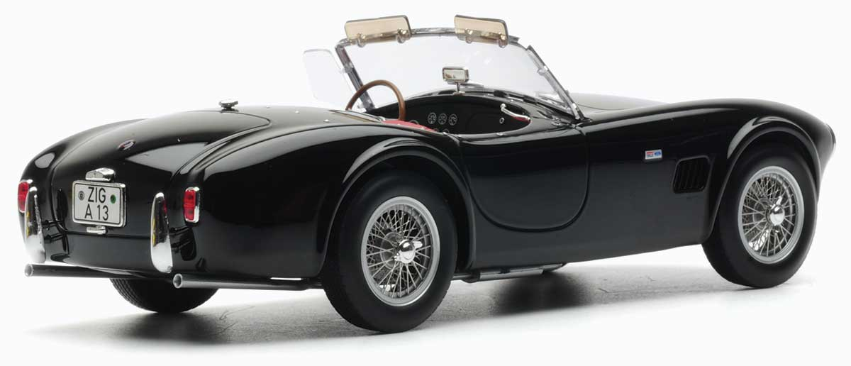 1:18 1963 AC Cobra 289 model from Norev