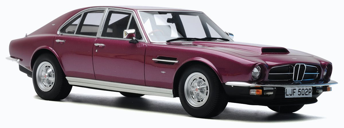 1:18 1974 Aston Martin Lagonda Saloon models from Lucky Step