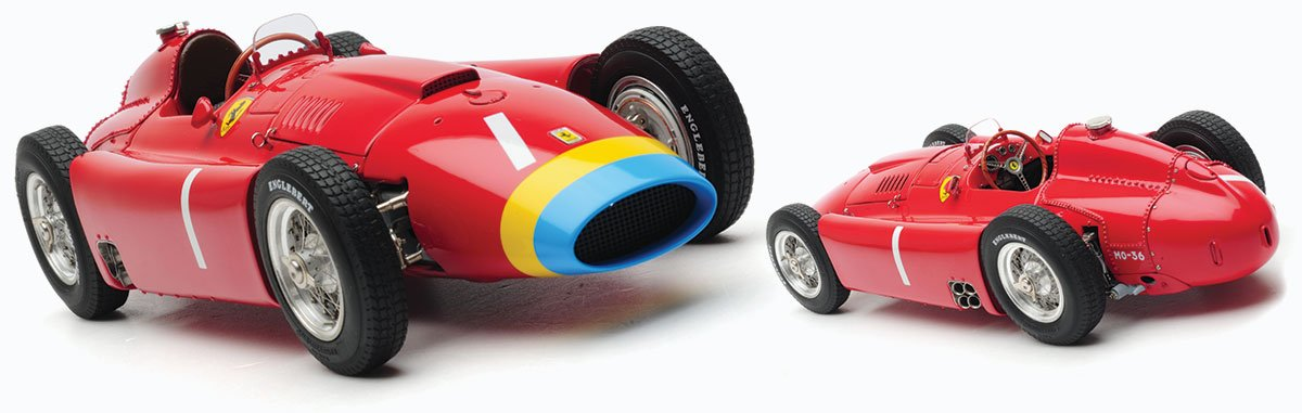 CMC 1:18 1956 Ferrari D50 Diecast Model Car Review
