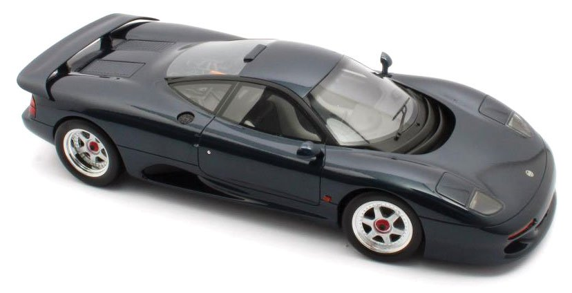 Cult 1:18 1990 Jaguar XJR-15 Diecast Model Car Review