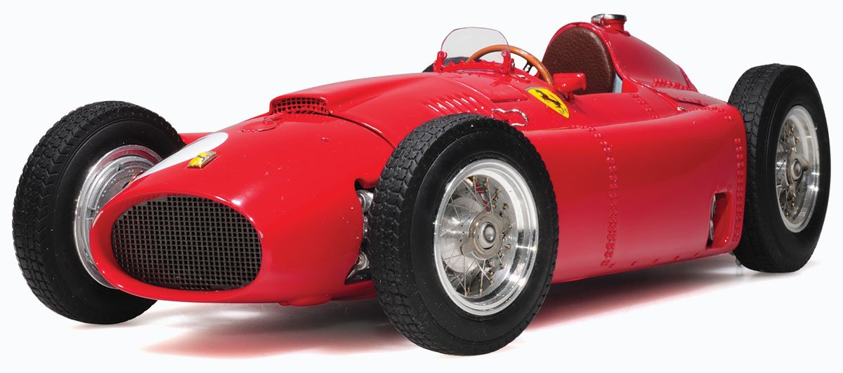 1:18 Fangio 1956 Ferrari D50. Britain model from CMC
