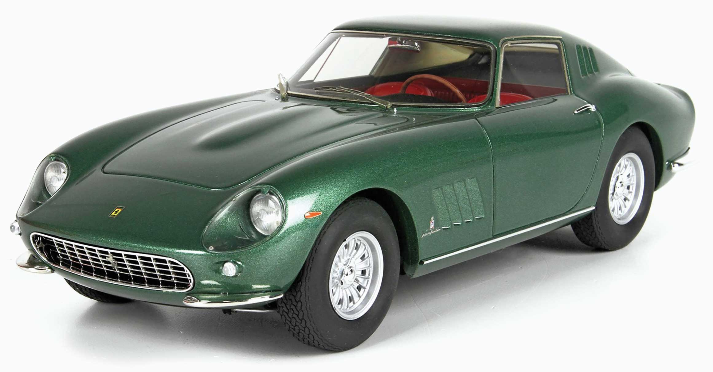 BBR 1:18 Battista Pininfaina Personal Ferrari 275 Diecast Model Car Review