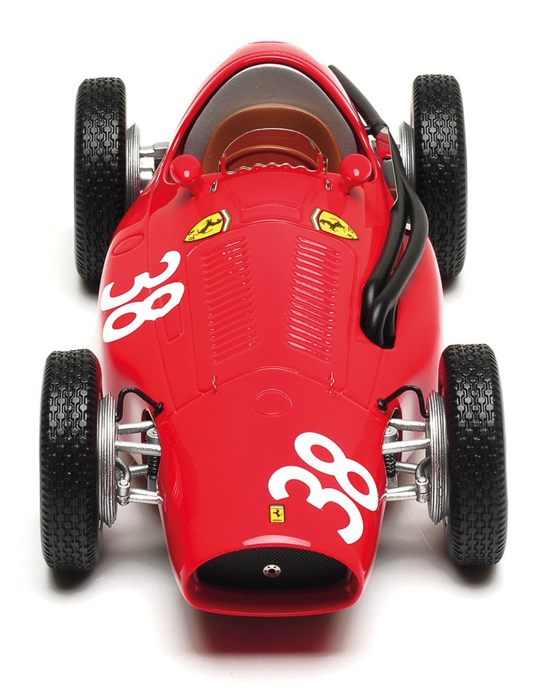 Tecnomodel 1:18 Hawthorn 1954 Spanish GP winning Ferrari 553 Squalo diecast model car review