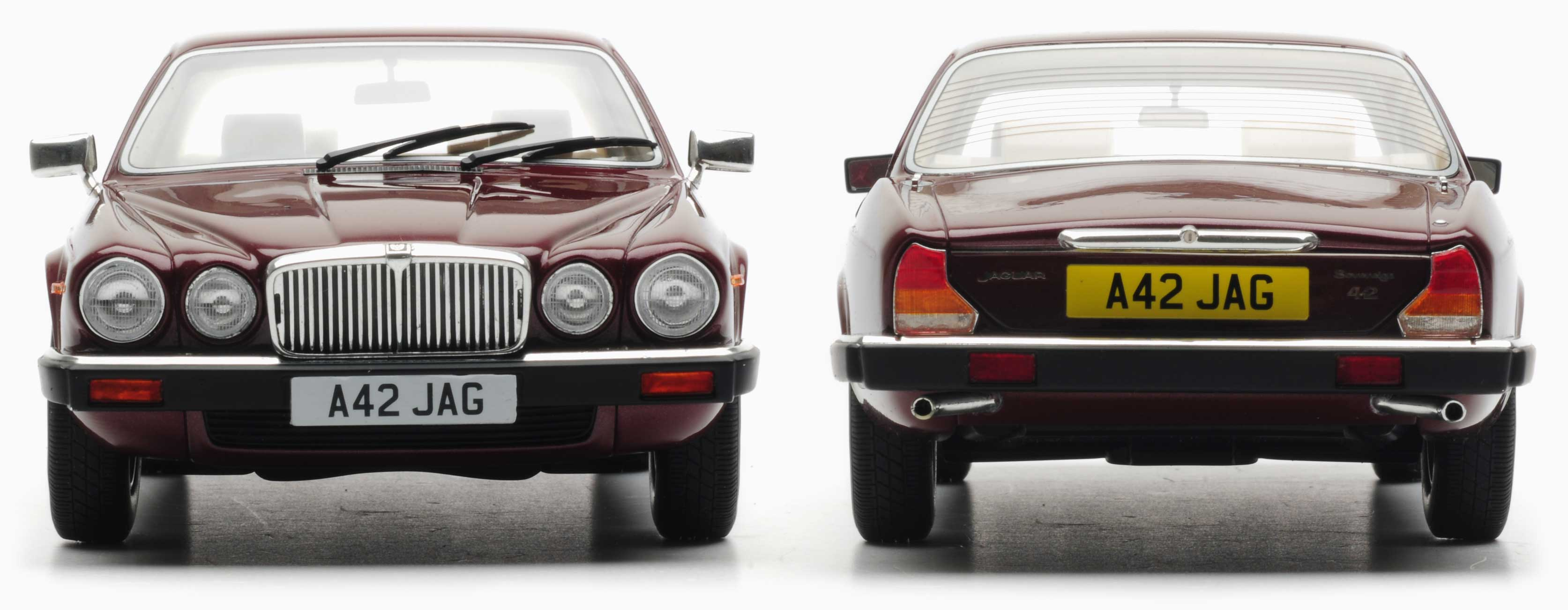 1:18 1979 Jaguar XJ SIII model from Cult