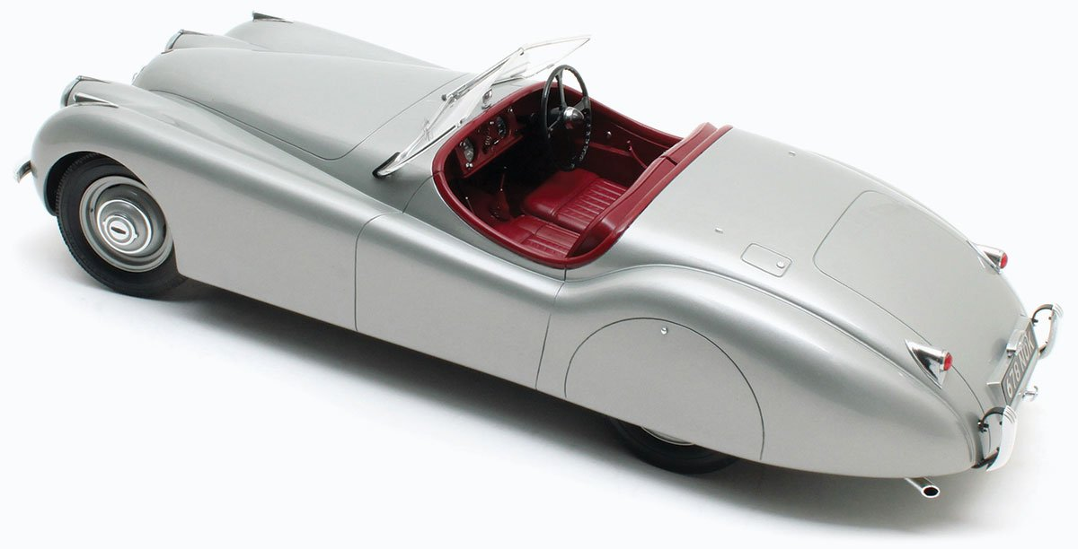 1:12 Jaguar XK120 OTS model from 12 Art